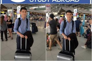 น้องโบ้ น้องจาก กรุงเทพมหานคร