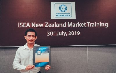 ISEA New Zealand Training