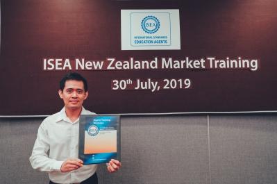 ISEA New Zealand Training